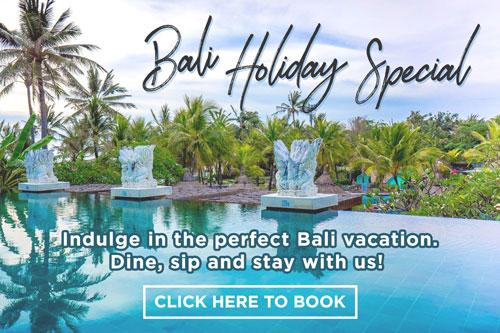 Bali Holiday Special