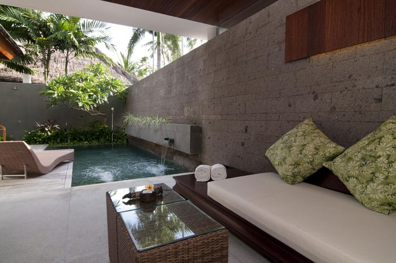 bali private pool villa