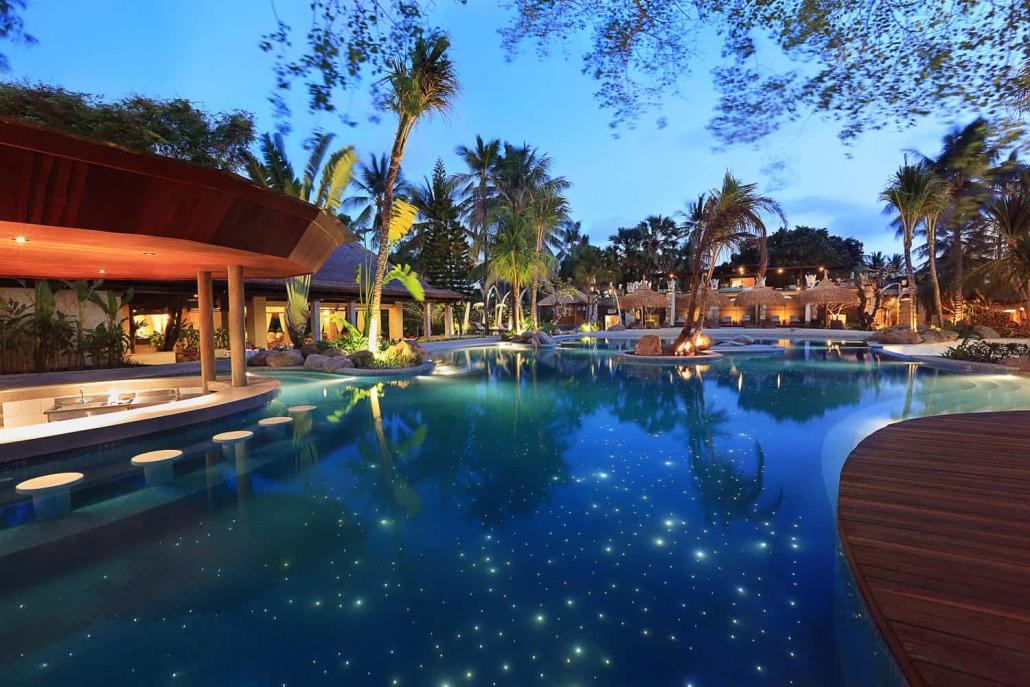 starlight pool