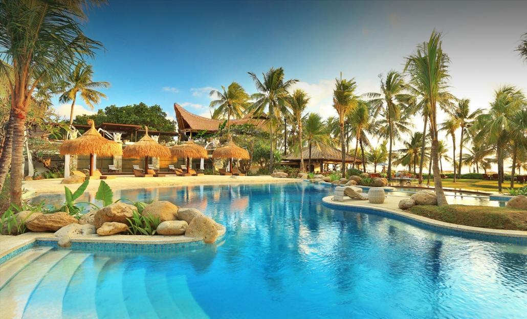 beach pool mandira