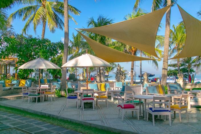 Barong Bar at Bali Mandira, a perfect spot to savour the good life