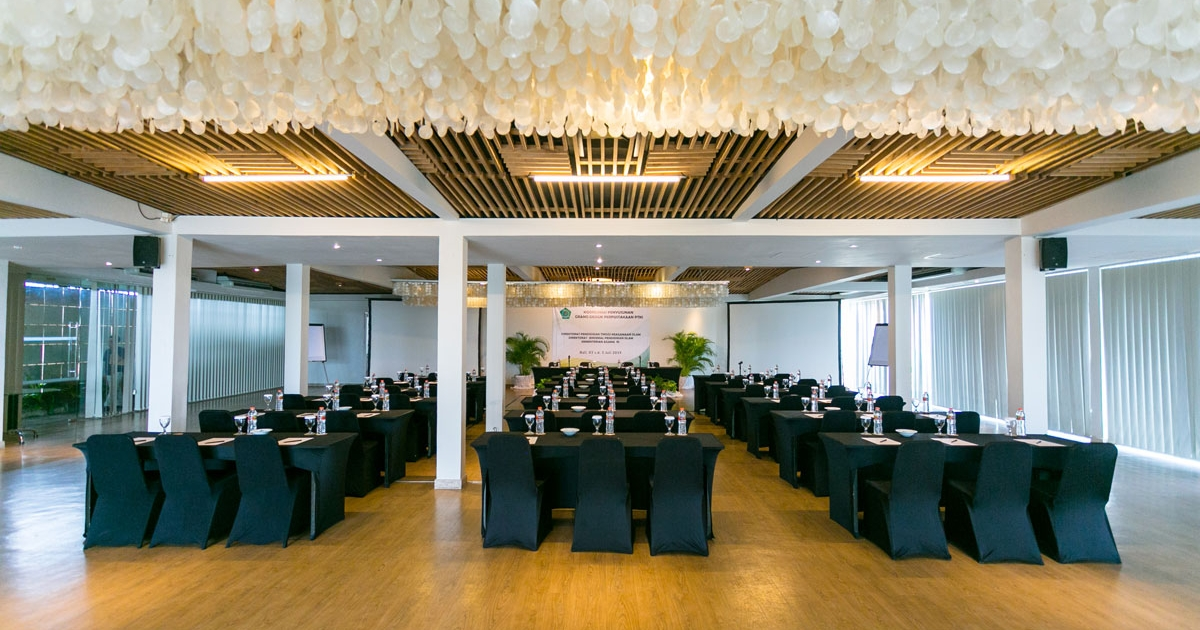 creative meeting room and function room