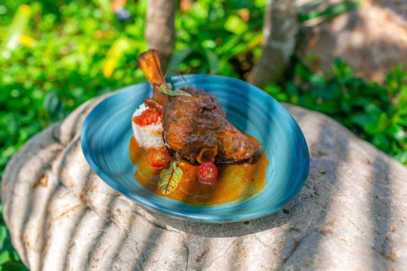 Vietnamese Lamb Shank