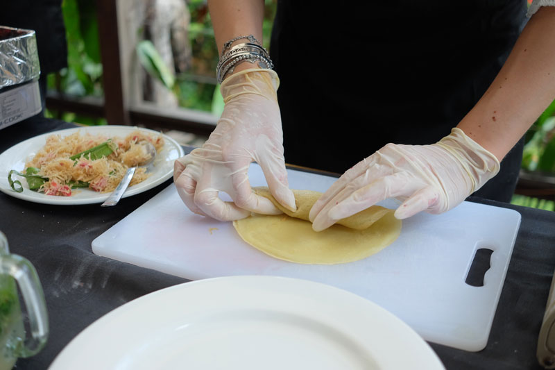 bali mandira cooking class