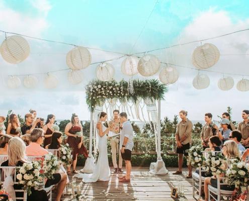 wedding in bali mandira
